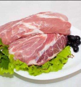 Домашнее мясо, свинина!