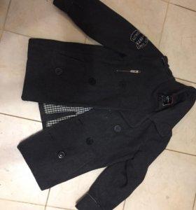 Пальто детское для мальчика