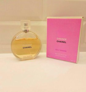 Chanel eau Tendre