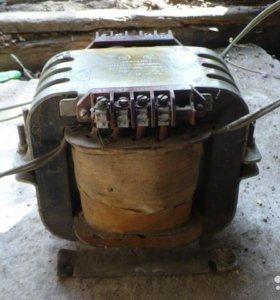 Трансформатор понижающий 380В