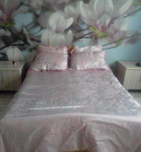 Кровать двуспальняя
