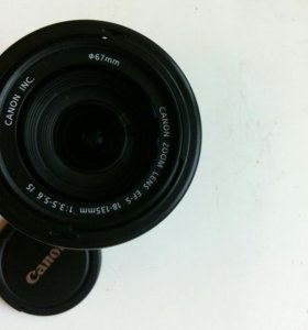 Объектив Canon 18-135 IS