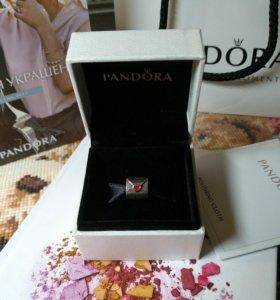 Pandora (оригинал) Шарм: Конверт S925 ALE