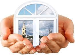 За окно ПВХ