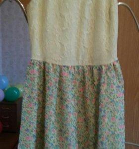 Платье разм.38-40