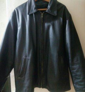 Куртка из свиной кожи