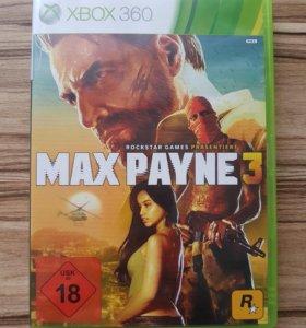 Xbox 360. Max Payne 3. Лицензия