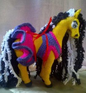 Гламурная лошадь