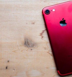Apple IPhone 7 Red 128gb