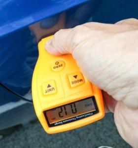 Толщиномер лакокрасочного покрытия авто