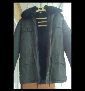 Куртка-бушлат зимняя, мужская, новая