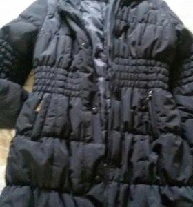 Куртка удленённая (тёплая)