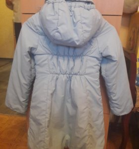 Куртка пальто детское.