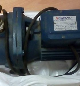 Насос для отопления pedrollo jdwm 2 однофазный