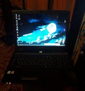 Ноутбук Acer emachins G520