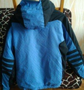 Лыжная куртка на мембране