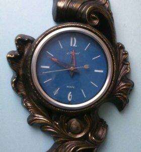 Часы маяк кварц