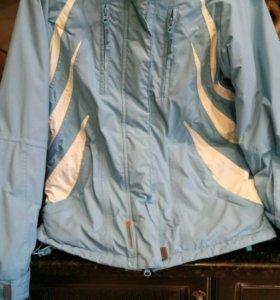 Куртка зимняя женская 44-46