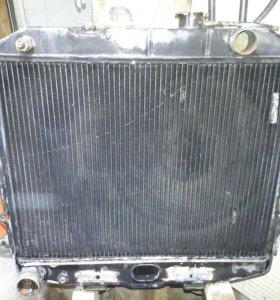 Радиатор Уаз