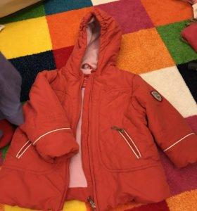 Курточка весна- осень р 92