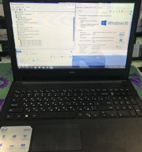Ноутбук Dell Inspiron 15 Новый!!!