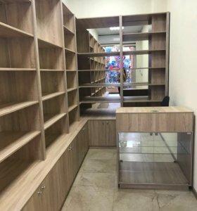 Мебель для магазина чая, кофе и прочее