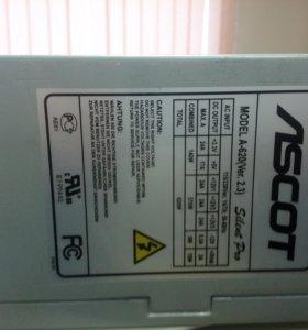 Ascot A-620(Ver. 2.3) Silent Pro 620W
