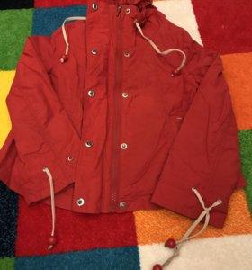 Курточка на 4-5 лет. Весна-лето