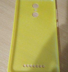 Xiaomi redmi note 3pro чехол