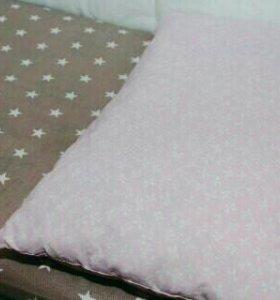 Подушка детская новая