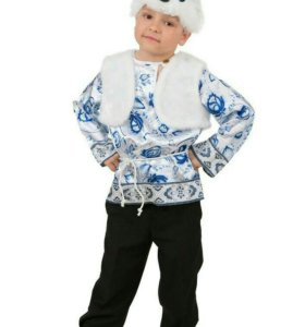 Карнавальный костюм зайца