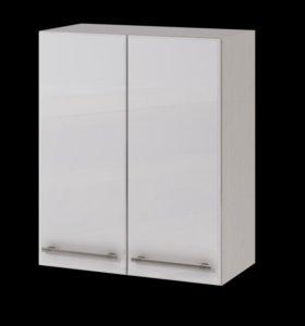 Шкаф навесной с 2-мя дверками 600мм к модульной