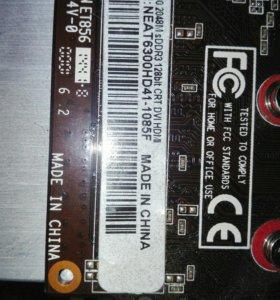 Видеокарта GT-630 2gb