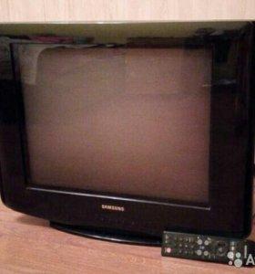 Телевизор samsung 21дюйм