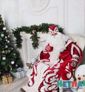 Волшебный костюм Деда Мороза