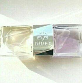 Духи парфюмерной воды EVE DUET об 50 мл