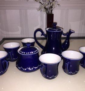 Чайный сервиз, 8 предметов