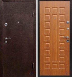 Не дорогие входные м межкомнатные двери
