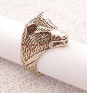 Кольца Викингов.Подарок мужчине.Волк Медведь Кабан