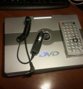 ДВД плеер с ТВ тюнером.