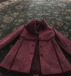 Полушубок -куртка