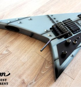 USA Jackson RR1 Bolted Steel '90