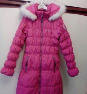 Пальто зимнее Tokko Traib 122-128