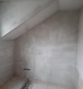 Ремонт Ванная туалет
