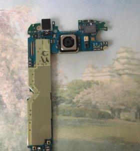 Системная плата Samsung s6 sm-G920F