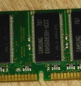 ОЗУ DDR PC3200 Samsung 512Mb
