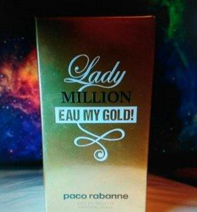 Туалетная вода Lady Million от Paco Rabane