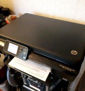 Принтер мфу hp advantage 5525
