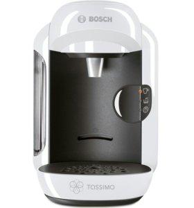 Кофеварка капсульного типа Bosch Tassimo, новая!