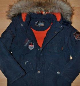 Зимняя куртка для мальчика, р. 140